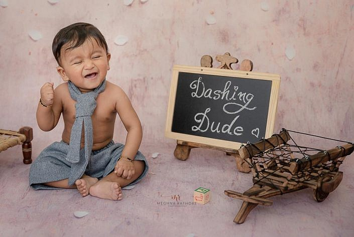 Meghna Rathore Photography, kid smiling
