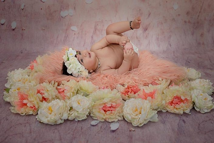 Meghna Rathore Photography, baby smiling