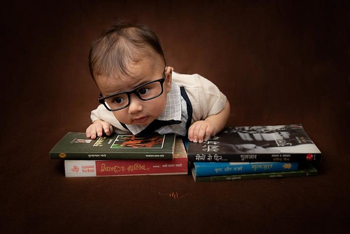 Meghna Rathore Photography, newborn and books