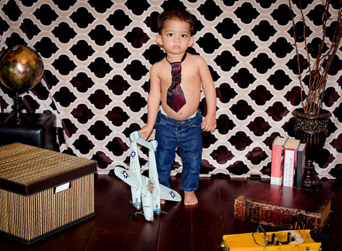 boy kid giving pose for photo session