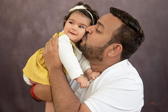 Meghna Rathore Photography, dad and daughter