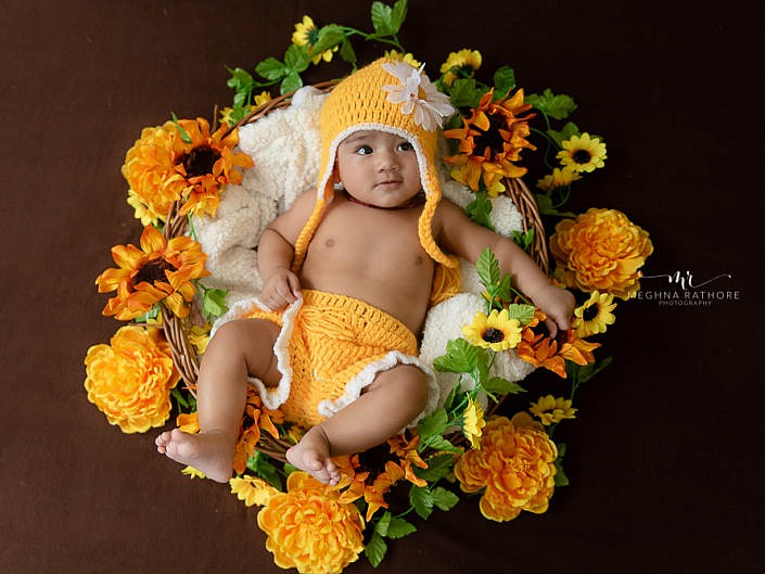 September 2019 – Baby Gallery 19 – 5 Months Old Baby Boy Indoor Photo Session