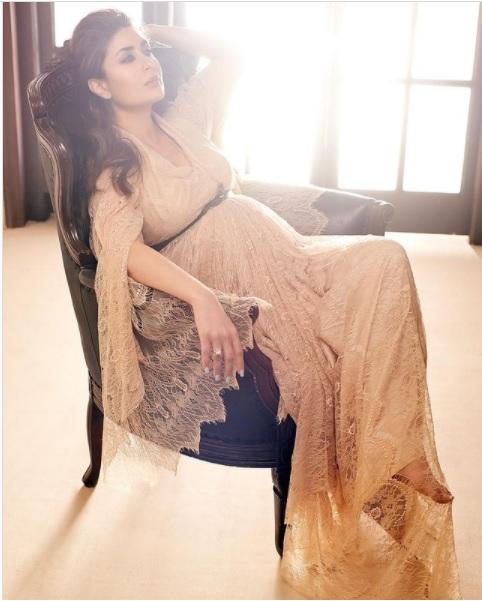 bollywood celebrity maternity photoshoot for grazia magazine