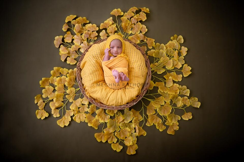 MAKE YOUR NEWBORN READY FOR PHOTO SHOOT