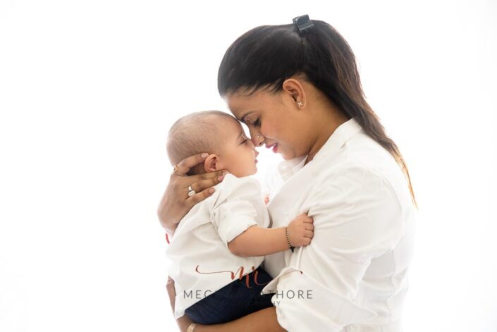 Mother and son family portrait professional photoshoot at meghna rathore photography in delhi gurgaon